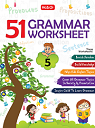 51 English Grammar Worksheets