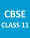 CBSE Class 11