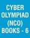 Cyber Olympiad (NCO) Books - 6