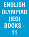English Olympiad (IEO) Books- 11