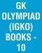 GK Olympiad (IGKO) Books - 10