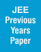 JEE Previous Years Paper