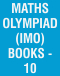 Maths Olympiad (IMO) Books - 10