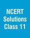 NCERT Solutions Class 11