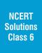 NCERT Solutions Class 6