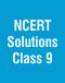 NCERT Solutions Class 9