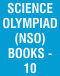 Science Olympiad (NSO) Books -10